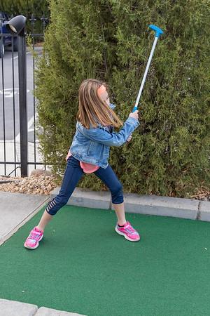 2020.11.03 Miniature Golf