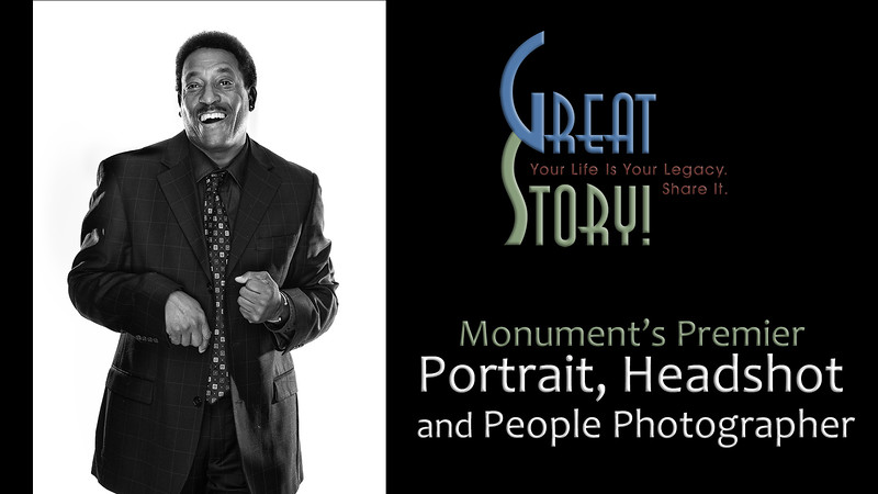 Premier Professional Portrait, Headshot and People Photographer in Monument, Colorado