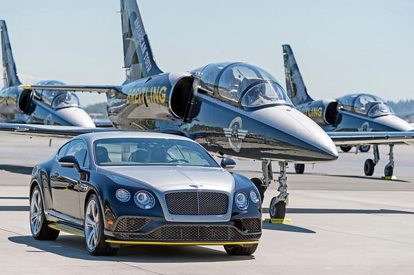 Bentley - Breitling Jet Team