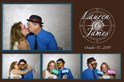 Lauren and James 2015