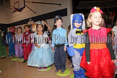 DLS Halloween Parade 2012