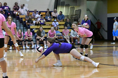 Laker Volleyball vs Hickman