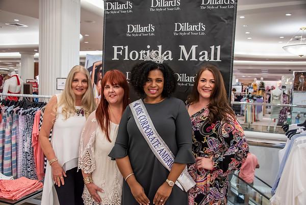 All One Heart Fashion Show @ Dillard's FM 6-26-19