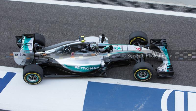 F1 - Abu Dhabi 2015