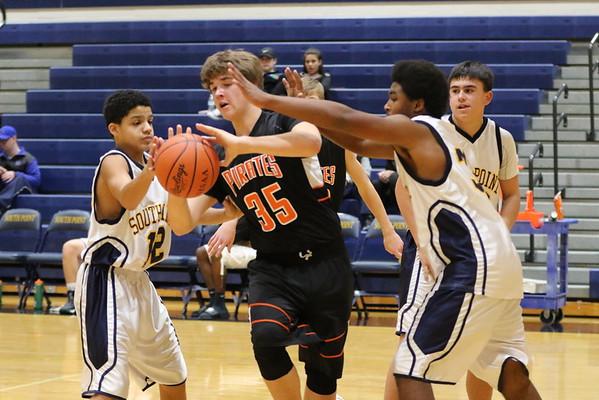 05c Freshmen:  Wheelersburg at South Point 2016