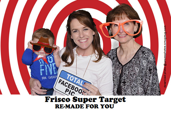 Super Target Frisco Re-Grand Opening
