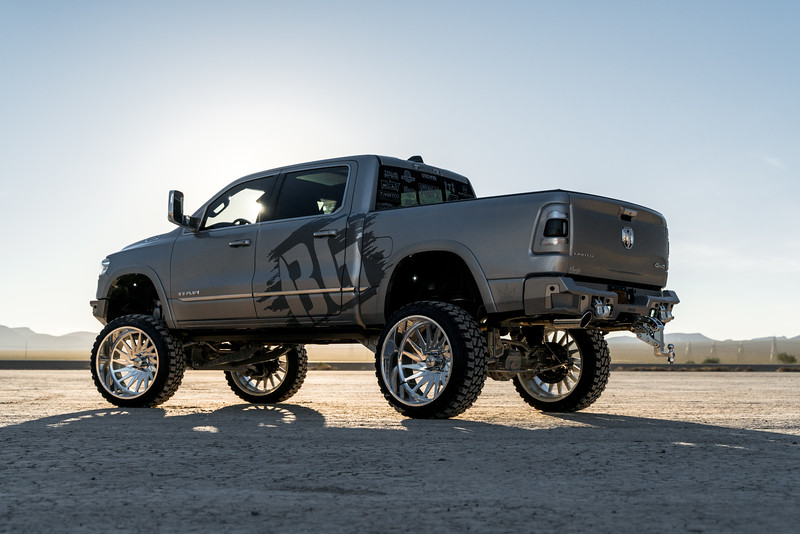@Ericcastillo7541 2019 Dodge Ram Limited 1500 26x14 Polished MORPH 37x55r26 Fury-44.jpg
