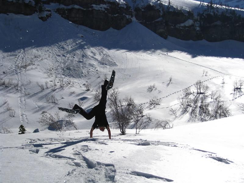 Talmage Broadbent - Aspen Grove - Provo Canyon - Utah
