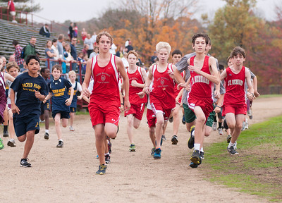 SBS MS XC Invitational Oct 20 2012