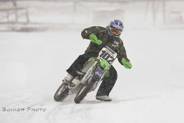White Lake Ice Racing - Michigan 2009