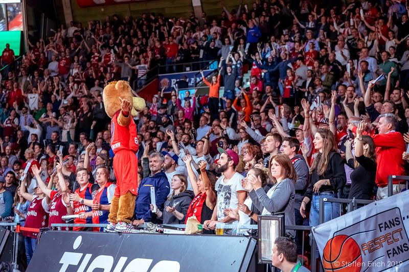Basketball Bundesliga: FC Bayern Muenchen -Brose Bamberg