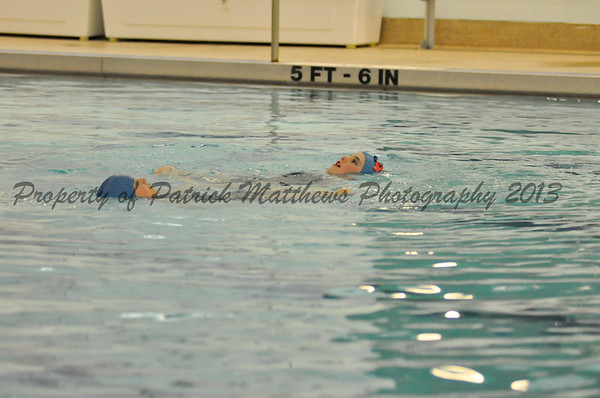 2013-04-12 Plainville Dolphinettes Synchro Swimming