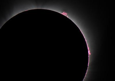 Solar Eclipse Oregon 2017