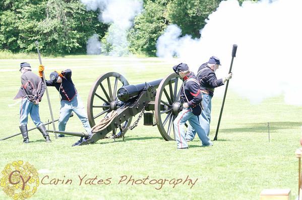 Civil War Reenactment Day