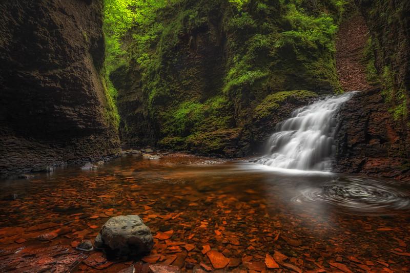 Kadunce River Falls