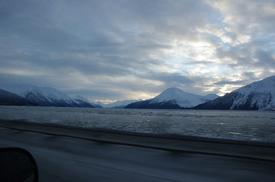 1/9/2012 - Anchorage Area Snow
