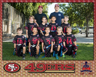 PAFF Fall Team pictures 9-29-17