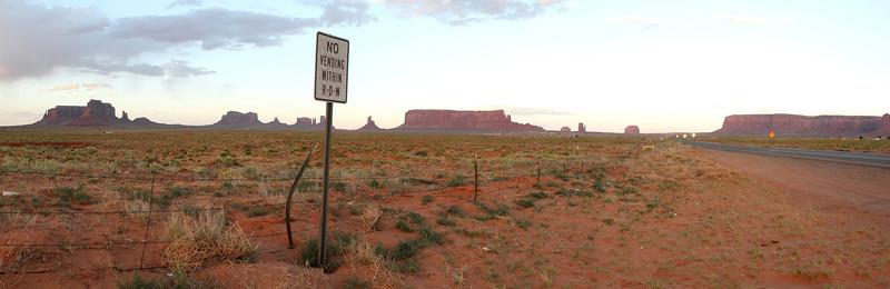 Monument Valley Navajo Tribal Park, UT/AZ (May 30-31, 2014)