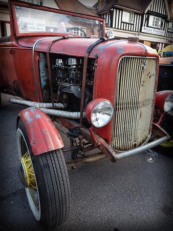 The Cars - Hot Rod Hayride 2013