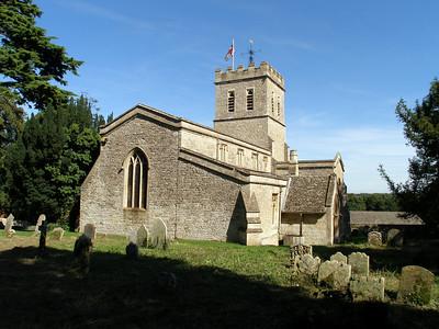 St Nicholas, Church of England, Church Hill, Tackley, OX5 3AE