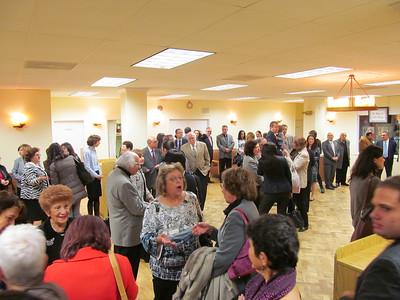 Ambassador Sargsyan Welcoming Reception 2014