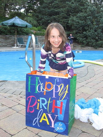 Kate is 8!