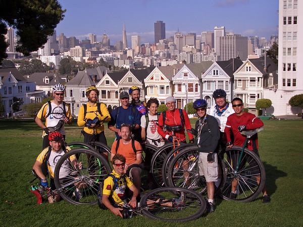 2005 San Francisco Coker Tour