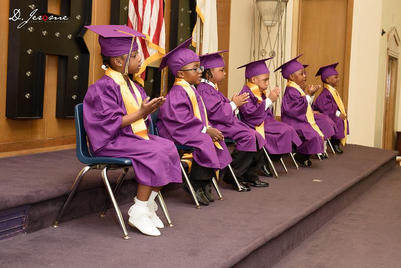 Angels Academy Graduation 2017