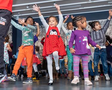 November Playdate at the Sugar Hill Children's Museum of Art & Storytelling