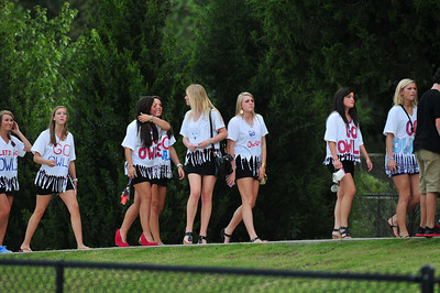 Varsity football VS Kingsbury