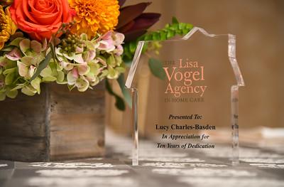 The Lisa Vogel Agency Brunch 11-22-19