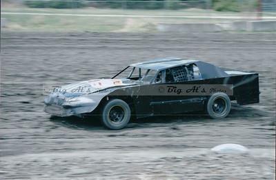 Canaan Dirt Speedway 2008-2009 Street Stocks