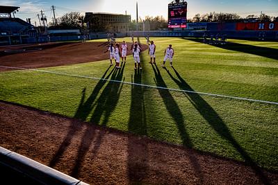 2021-Mar-03 NCAA Softball | Houston Cougars v Texas Longhorns