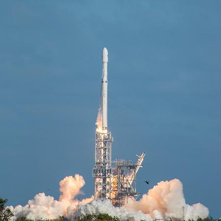 Falcon Heavy Extras