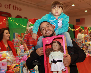 Toys for Joy East County 2016
