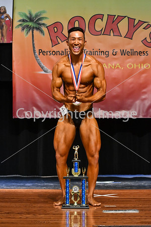 Novice Men's Bodybuilding Finals