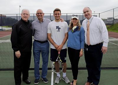 Tennis Senior Day 2019