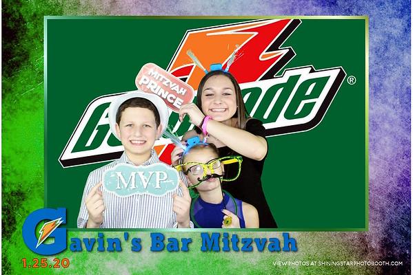 1/25/20 Gavin's Bar Mitzvah