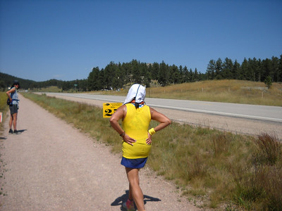 2009 Lean Horse 100 mile race