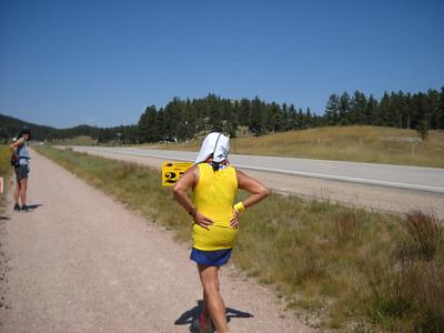 2009 Lean Horse 100 mile race