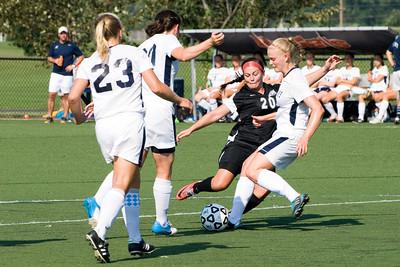 2012 Stevenson University Mustangs Women's Soccer
