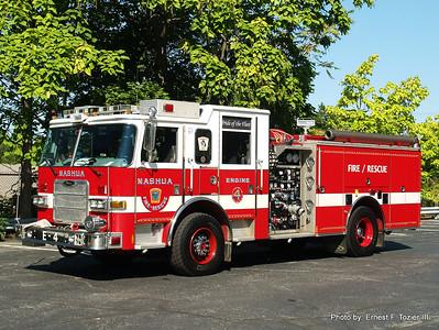 Nashua, NH Fire Apparatus