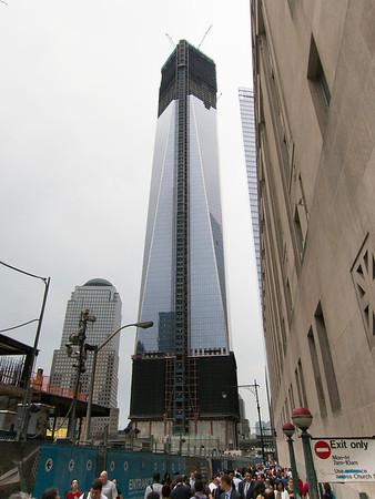 New York City Trip - July 2012
