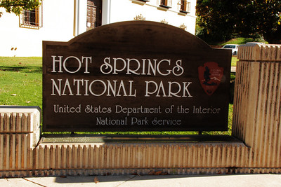 2018 Hot Springs National Park