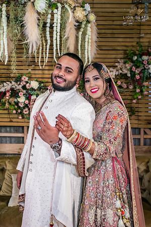 Zoheem & Alishah's Wedding