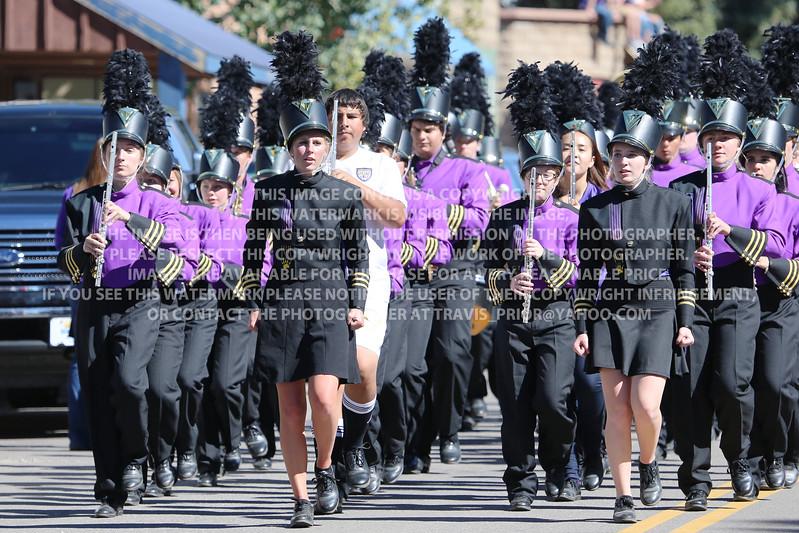 2014 Bayfield High School Homecoming Parade