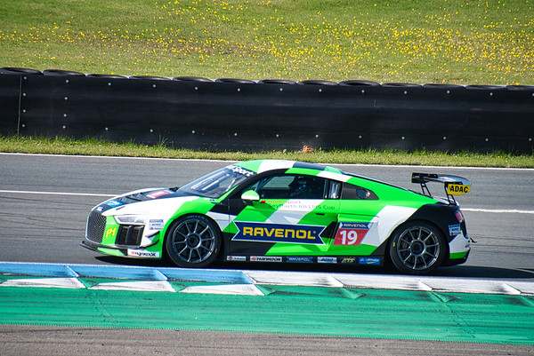 Audi R8 Cup- Jack's Racing Day