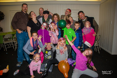 Alex's 10-Year Cancer-Free Party