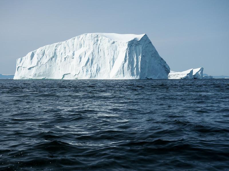 Iceberg north of Ilulissat