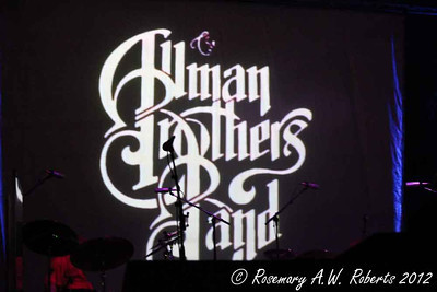 The Allman Brothers Band ~ Wanee 2012 ~ Live Oak, FL
